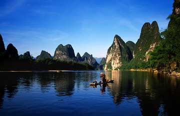 5Nights and 6Days Deluxe Tour in Guilin & Yangshuo