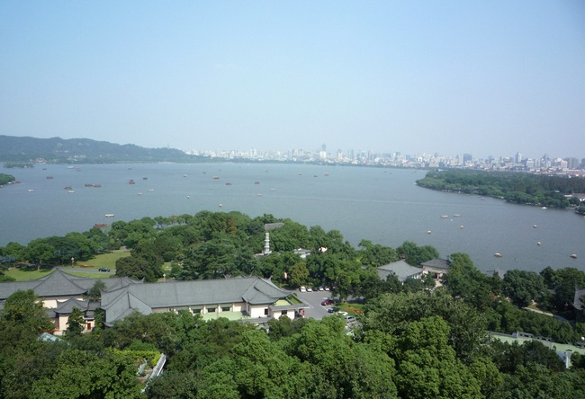 4N5D China Deluxe Tour For Shanghai-Hangzhou