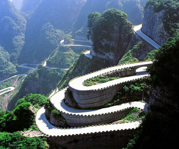 My Unforgettable Trip in Tianmen Mountain