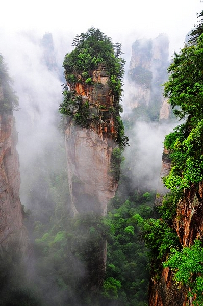 5 Days Private Tour For Changsha-Zhangjiajie-Fenghuang-Changsha