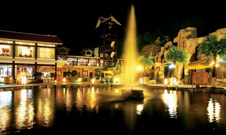Jiangya Hot Spring Holiday Village