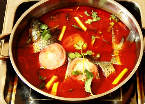 Sour Soup of Miao Nationality