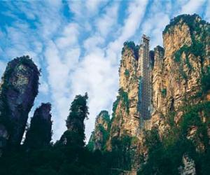 Zhangjiajie Top Scenic Spots