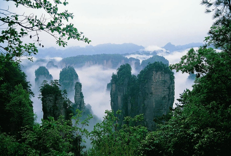 8D7N Group Tour for Zhangjiajie-Chengdu-Jiuzhaigou