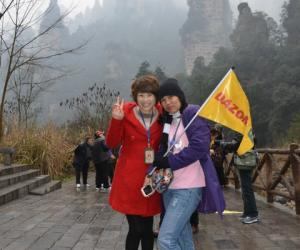 Zhangjiajie Language Speaking Guide Service