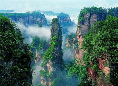 Changde China  city photos gallery : 7N8D Golf Tour in Zhangjiajie and Changde and Changsha Travel ...