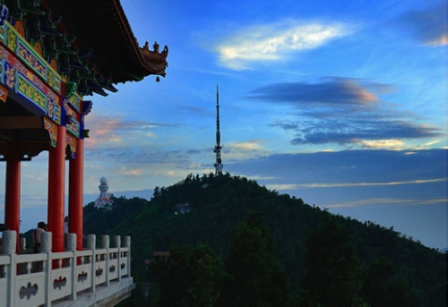 Changde Taiyang(Sun) Mountain