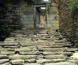 Xiangxi Ancient Village–Shu jia tang