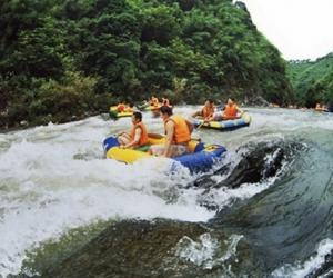 Huaihua Maocong River Rafting