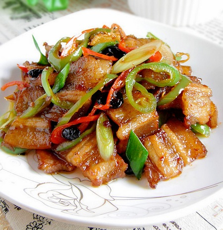 Sichuan Twice-Cooked Pork