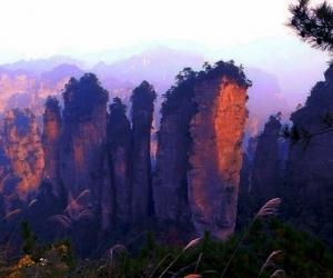 Zhangjiajie Most Beautiful Scenery in Autumn[Photo Gallery]