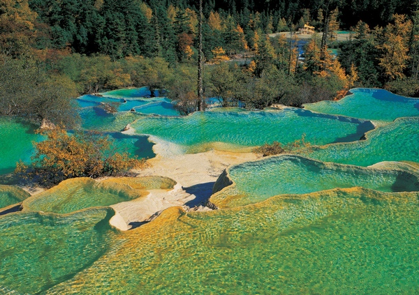 8D7N Deluxe tour for Zhangjiajie to Chengdu,Fly to Jiuzhaigou