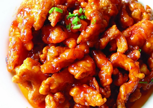 Zhejiang Sweet and Sour Pork Fillet