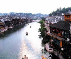 Fenghuang Tuojiang River