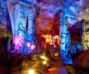 Discovery of ZJJ Sangzhi Jiutian Cave