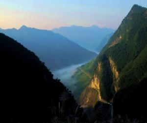 ZJJ Sangzhi Badagongshan Mountain