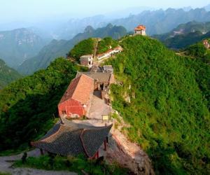 Zhangjiajie Cili Wulei Mountain