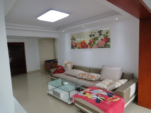 Welcome to Tianmenshan International Apartment