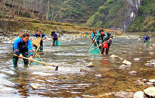 Miao People's First Day of Spring in western Hunan