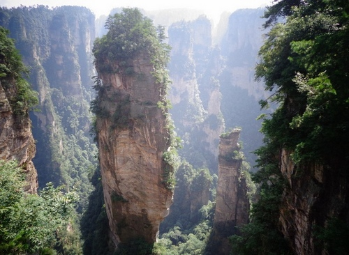 5N6D Half self-tour for Zhangjiajie Avatar mountain and Fenghuang and Changsha