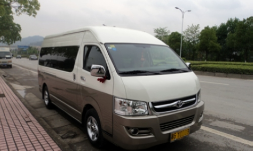 Zhangjiajie Tour Car & Coach Rental