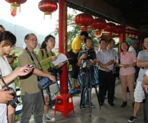 Hunan New Tourism:Ecological Chenbu•Charming Miao Village