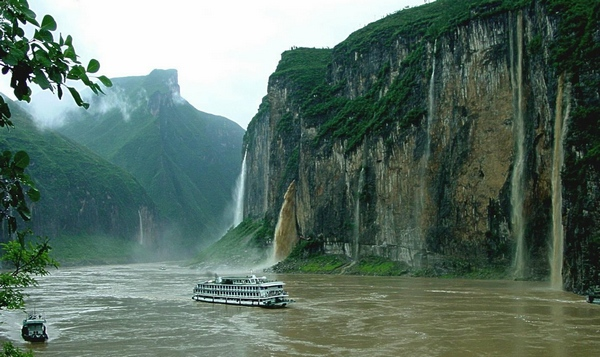 5 or 4 Days Yangtze Cruise Tour in Three Gorges