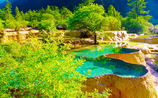 7D6N Southeast Asians Group tour for Jiuzhaigou and Zhangjiajie