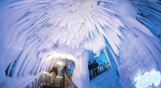 7N8D Beijing and Wannian ice cave and Zhangjiajie TOUR PROGRAM