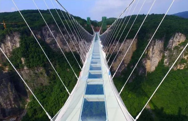 1 Day Join-in tour to Zhangjiajie glass bridge and Baofeng lake