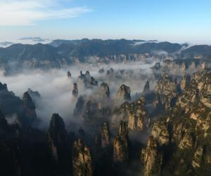 Zhangjiajie will be free to worldwide women in Women's Day