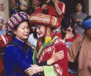 Tujia Crying Marriage