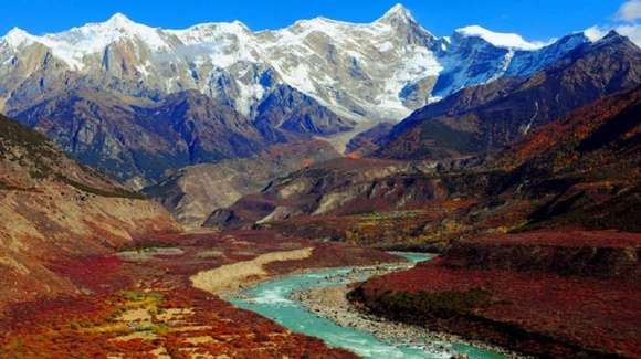 China's most Beautiful Ten Canyons