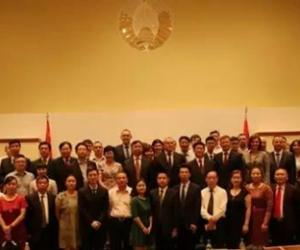 Changsha, Mogilev Establish Friendly-city Relationship