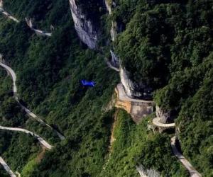 ZJJ World Wingsuit League China Grand Prix 2017 Kicks off