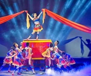 2017 Zhangjiajie Folk Song Festival on November