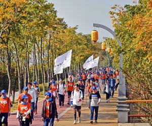 2017 Hunan Autumn Trailwalker Concludes