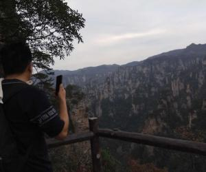Zhangjiajie hiking tour recommended routes
