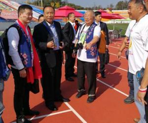Zhangjiajie will hold Asian Jogging Competition in 2019