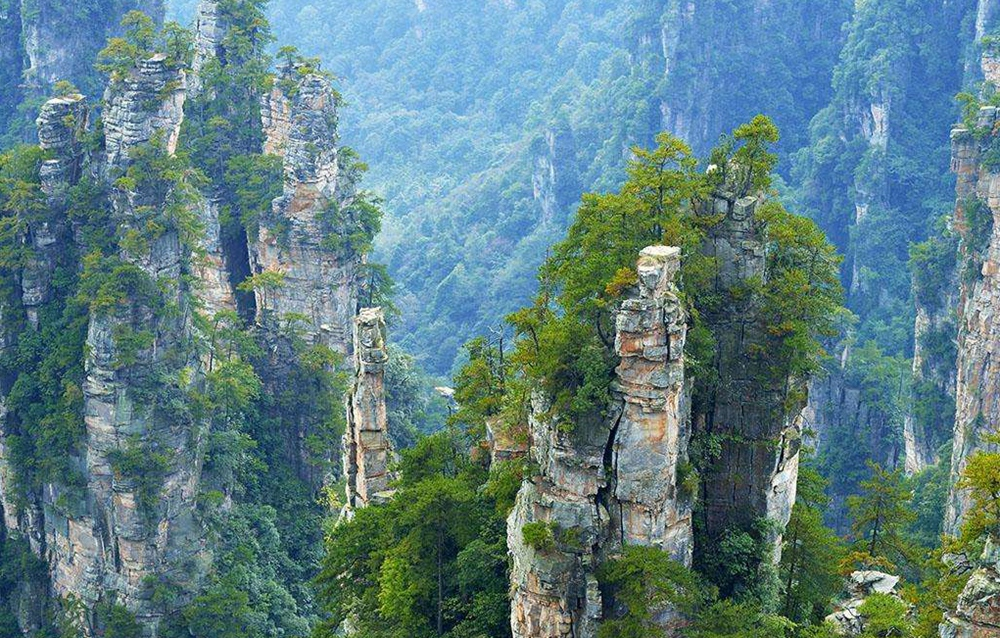 8D7N Group Tour To Changsha-Fenghuang-Tianmenshan-Zhangjiajie-Changsha