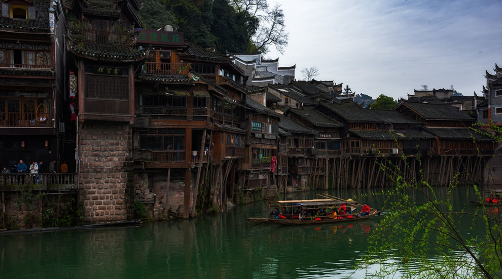 5D4N Group tour for Huaihua-Fenghuang-Zhangjiajie-Changsha