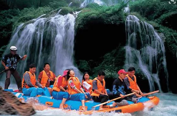 1 Day Join-in tour to Mengdong river rafting and Furong town