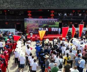 """2018 Hucang Culture Festival"" opened in ZJJ Shiqinping Village"
