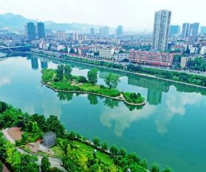 Amazing Water Scenery in Huaihua City
