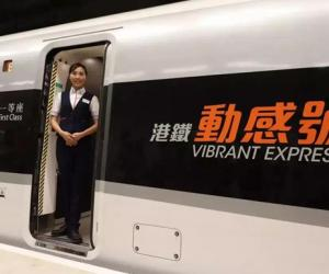 Hunan, Hong Kong to Be Linked by High-speed Rail Soon