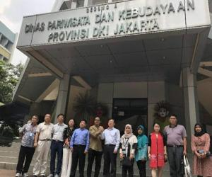 Zhangjiajie held a promotion conference in Indonesia