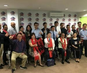 Zhangjiajie held a promotion conference in Malaysia
