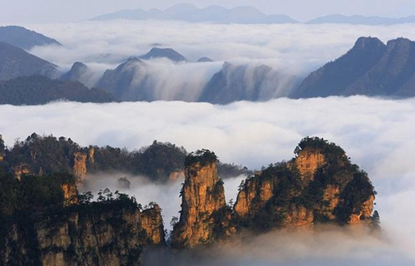 Zhangjiajie Tourism Top-recommendation