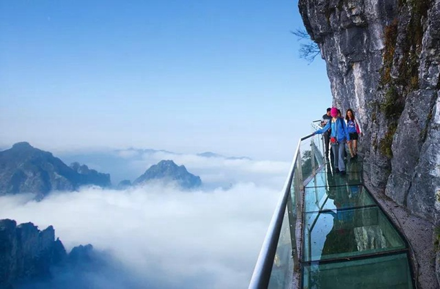 Hunan Sees Strong Tourism Growth in 2017