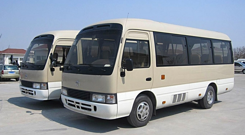 Zhangjiajie Bus/vehicle Rental Service